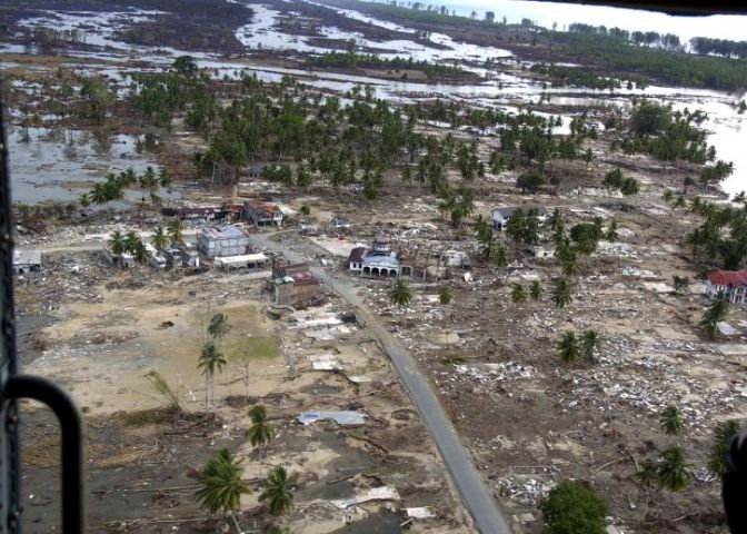 On this day: Tsunami struck South Asia